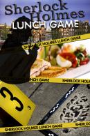 Sherlock Holmes Lunch